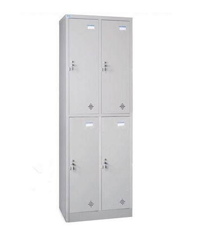 Tủ locker hòa phát 4 ngăn TU982-2K