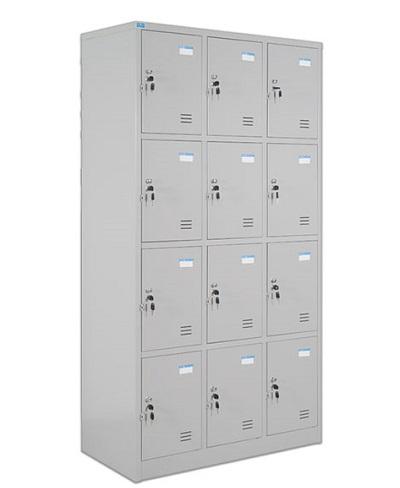 Tủ locker hòa phát 12 ngăn TU984-3K