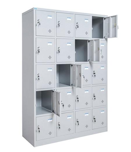 Tủ locker hòa phát 20 ngăn TU985-4K