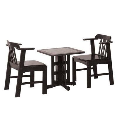 Bộ bàn ghế cafe BCF201, GCF201