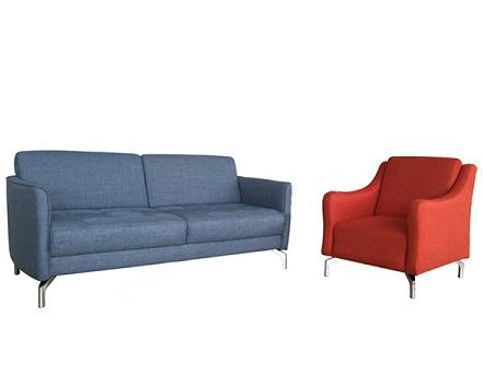 Bộ ghế Sofa hòa phát SF48-3 và SF48A-1