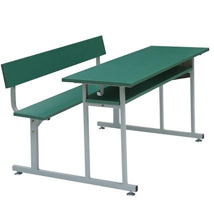 Bộ bàn liền ghế BHS103A - BHS103B