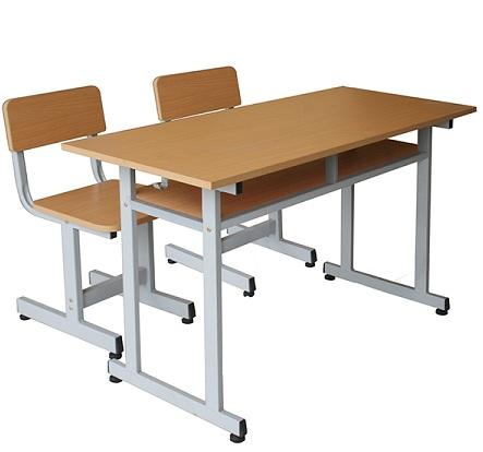 Bộ bàn ghế BHS110-6 + GHS110-6