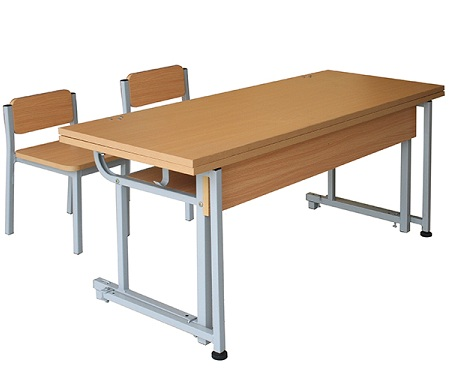Bàn học sinh bán trú BBT103-3 + GBT103-3
