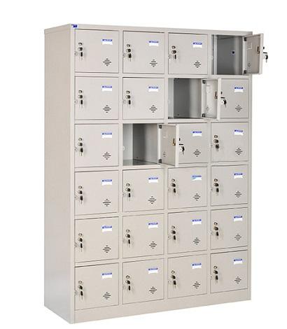 Tủ locker hòa phát 24 ngăn TU986-4K